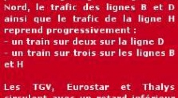 Je hais la SNCF !