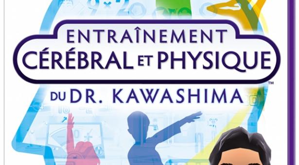 Dr Kawashima sur XBOX avec Kinect, avant première !