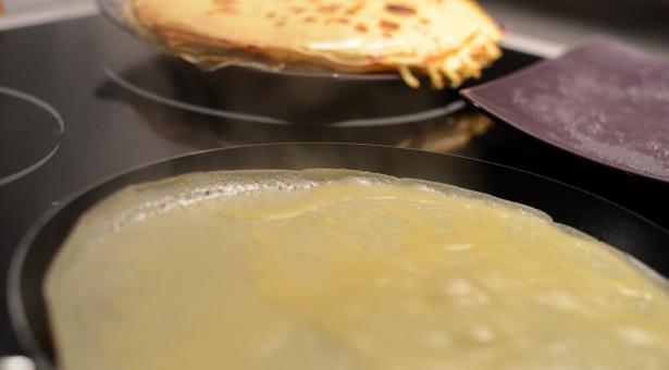 La recette de la pâte à crêpes sans repos !