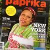 Le goût des voyages : Paprika le magazine , Numéro 2 !