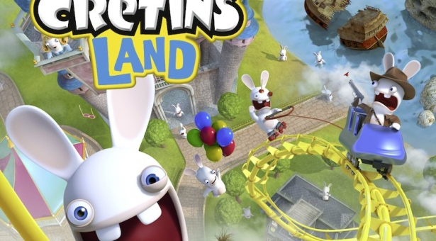 Test : The Lapins Crétins Land sur Wii U !