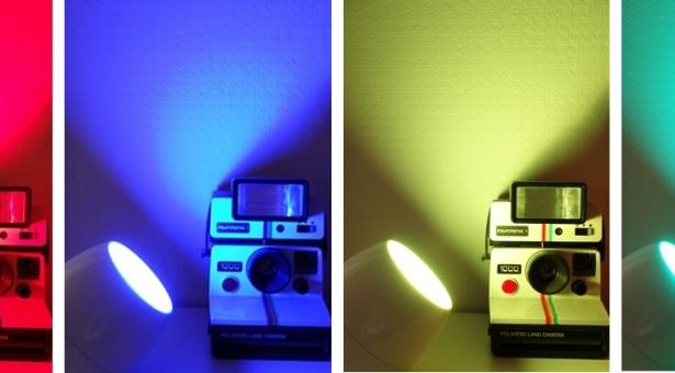 Concours et Test : Le plein de lumières avec les LivingColors Micro de Philips !