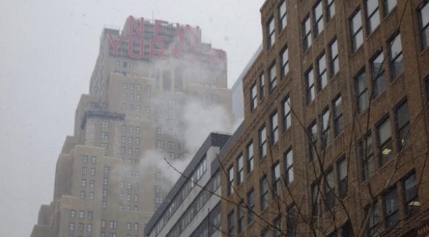 New York jour 3 : Wall Street sous la pluie !