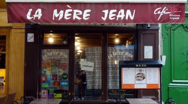 Restaurant La Mère Jean à Lyon, le test !