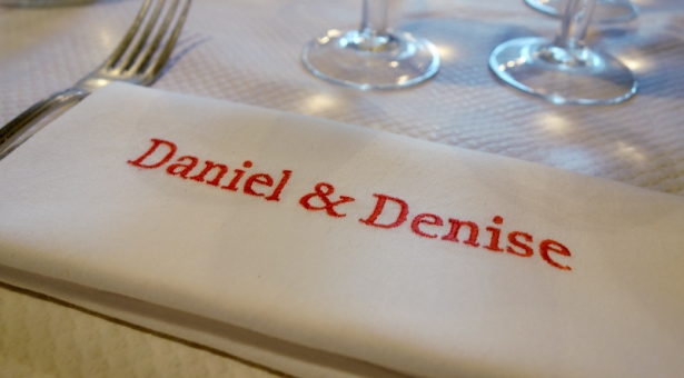 Daniel et Denise, le bouchon classe de Lyon !