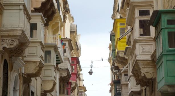 Jour 1 à Malte : Départ et découverte de La Valette !