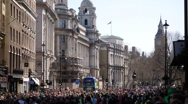 Londres : Day 2 ! Parade de la Saint Patrick et Ripley's !