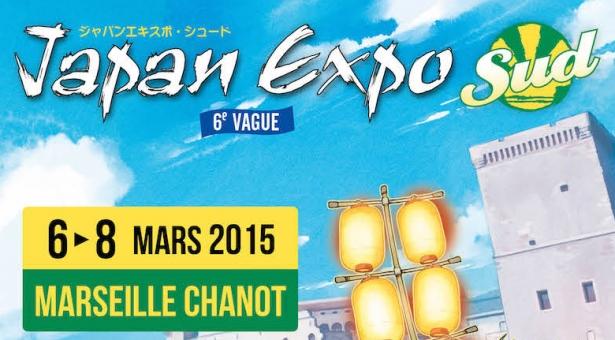 Gagne ta place pour la Japan Expo Sud 2015 à Marseille ! [Concours]