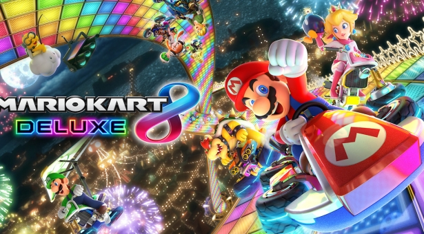 [TEST] Mario Kart 8 Deluxe sur Nintendo Switch !