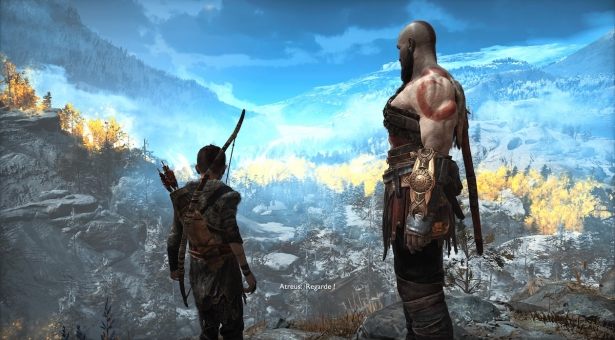 [TEST] God of War sur PS4 !
