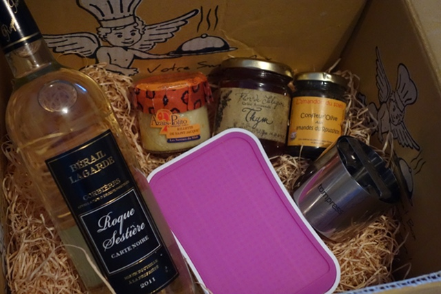 My Sweet Paradise Box decembre