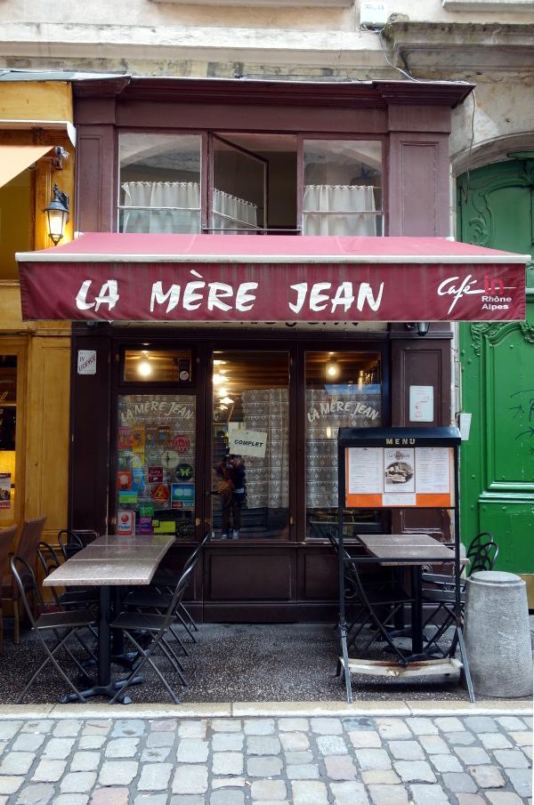 Restaurant la m re jean lyon le test geeky and girly - Restaurant tout le monde a table lyon ...