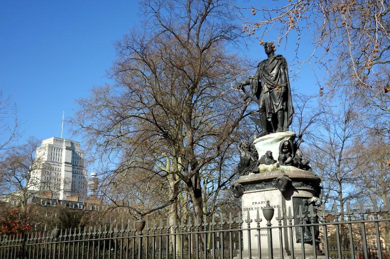 Londres Russel Square