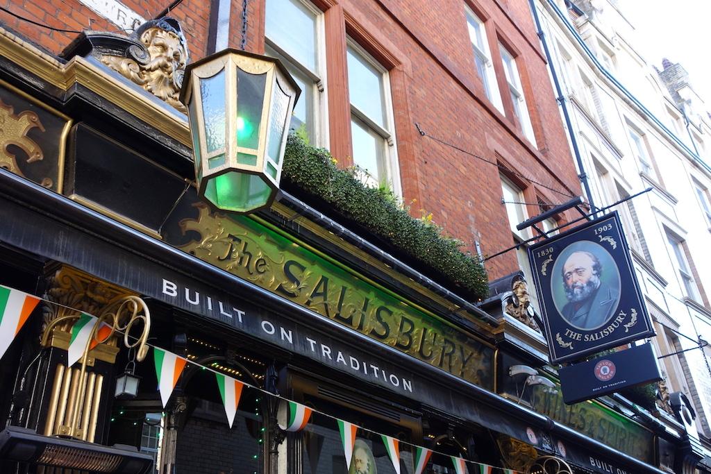 Londres Pub Salisbury