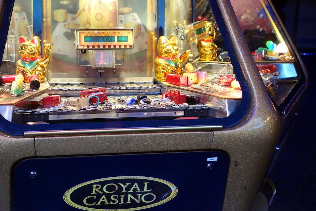 Londres chinatown casino