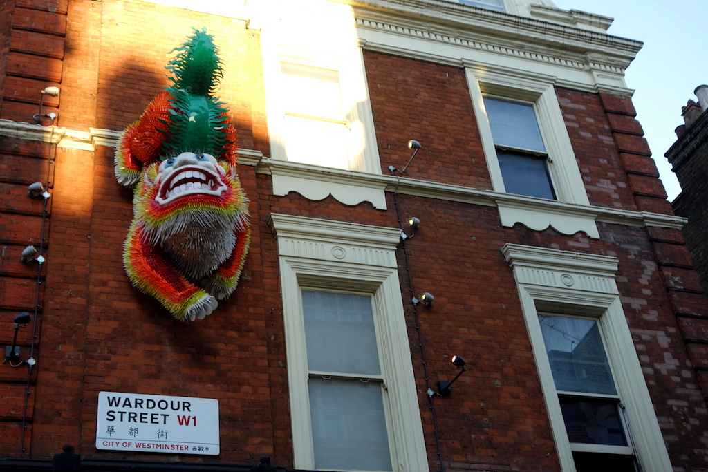 Londres chinatown