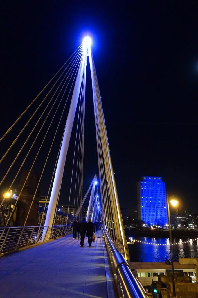 Londres-nuit-pont