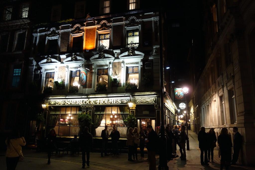 the-sherlock-holmes-london