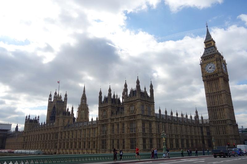 Big ben Palais de Westminster