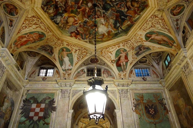 Gênes peintures