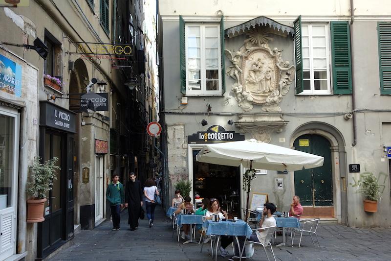 Gênes place