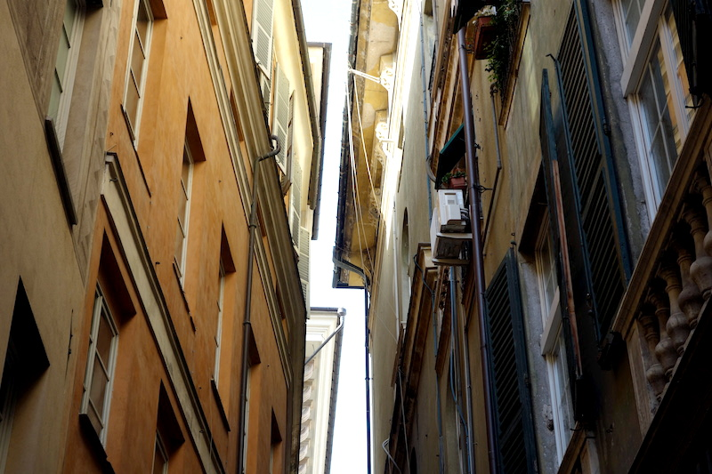 Gênes rue 2