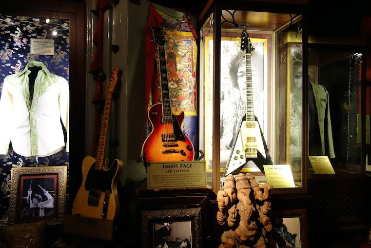Hard Rock Cafe Museum 1