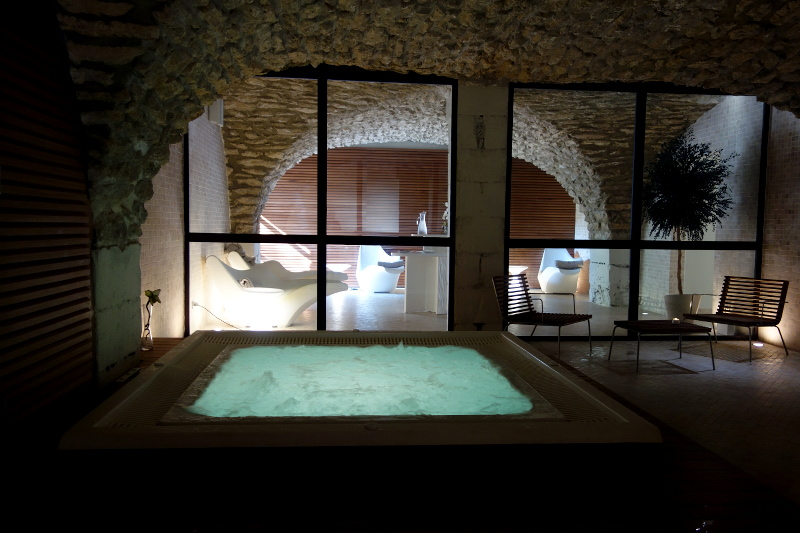 Jacuzzi Moulin de Vernegues 5