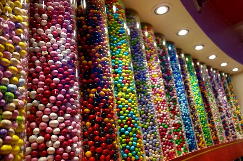 M&Ms store 1