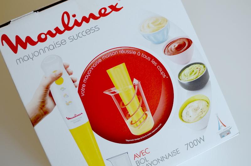 Mayonnaisse success Moulinex