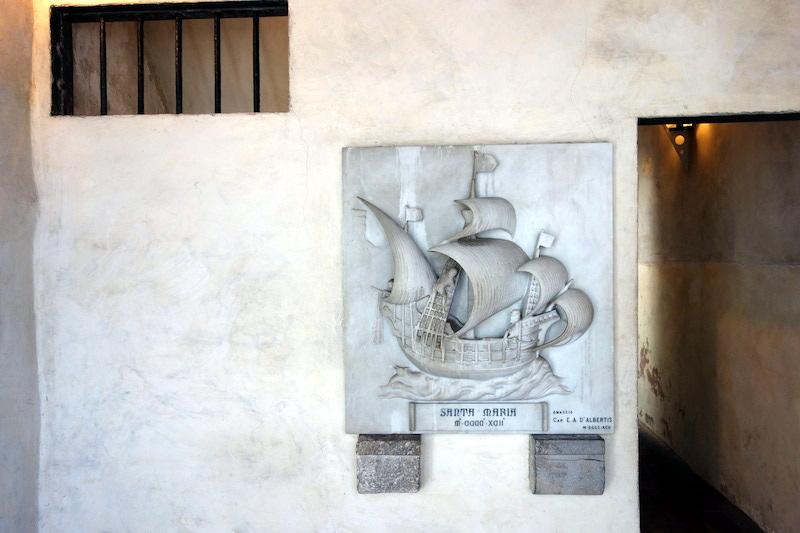 Maison de Christophe Colomb Gênes