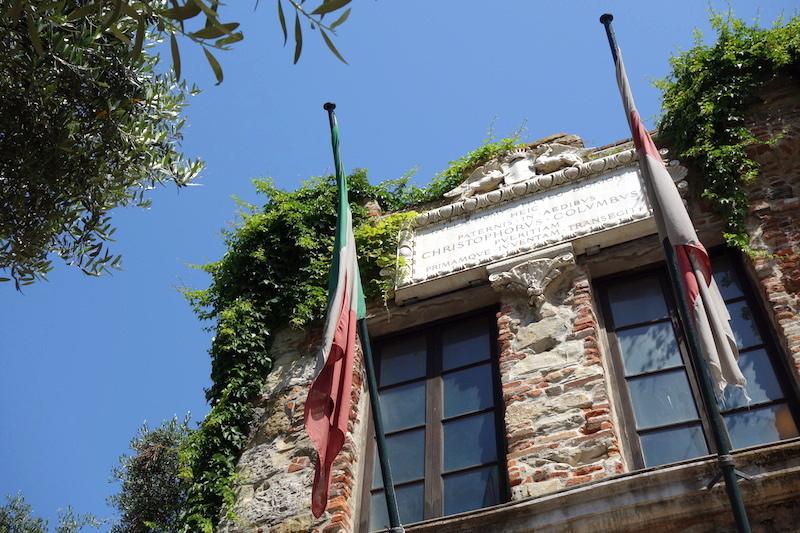 Maison de Colomb Gênes