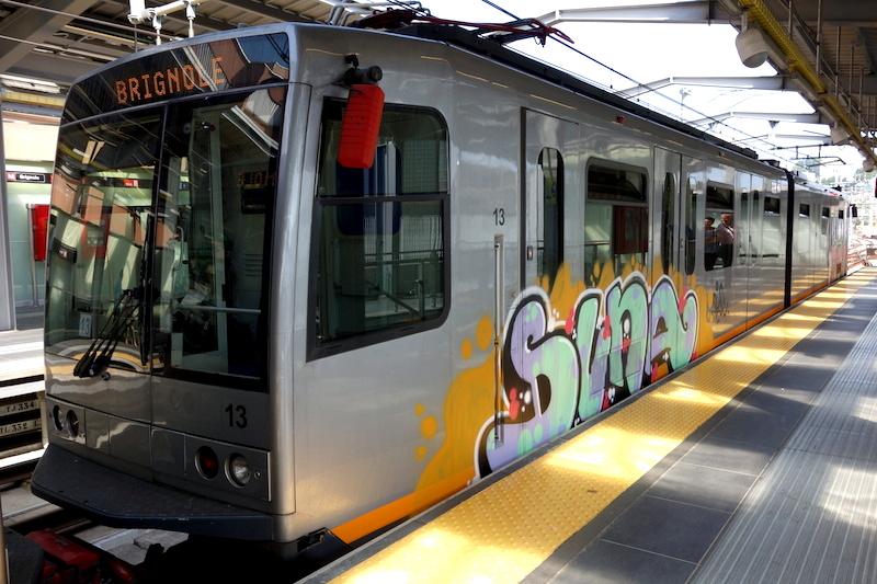 Metro gênes