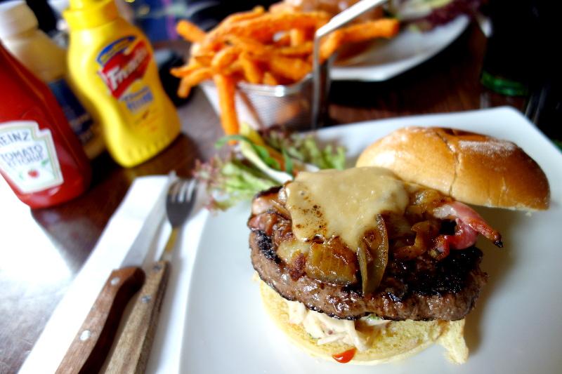 Meilleur burger londres