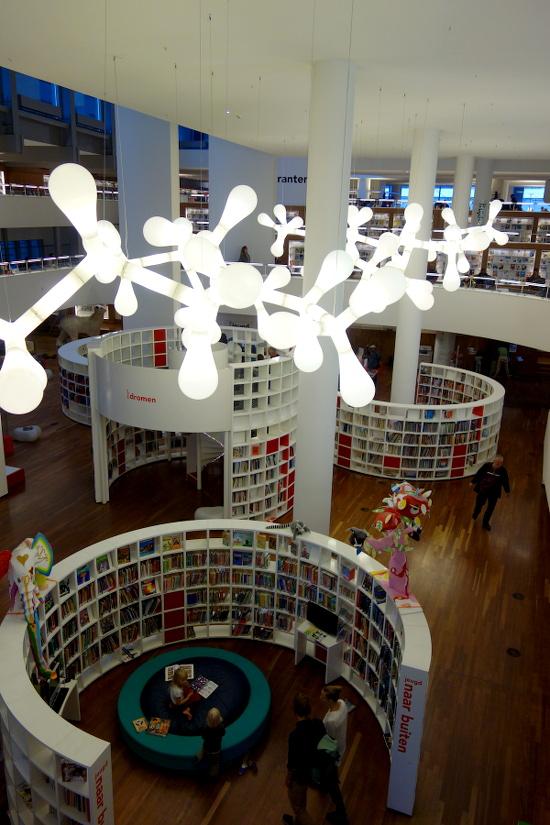 Bibliotheque centrale Amsterdam