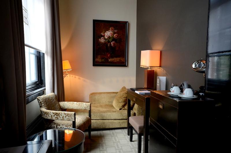 Salon the college hotel amsterdam