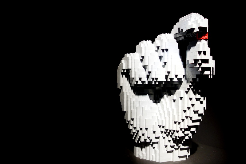 The Art Of The Brick one