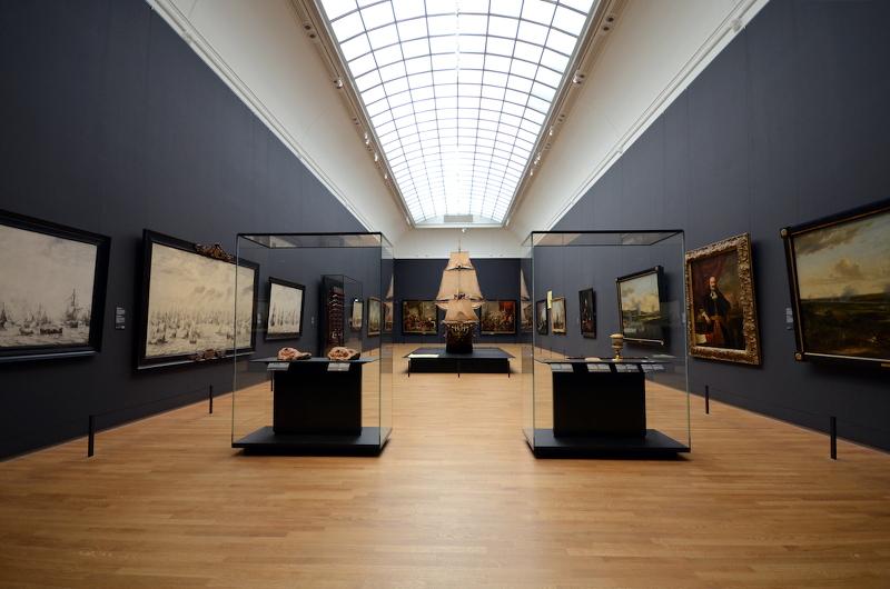 rijksmuseum salle bateaux