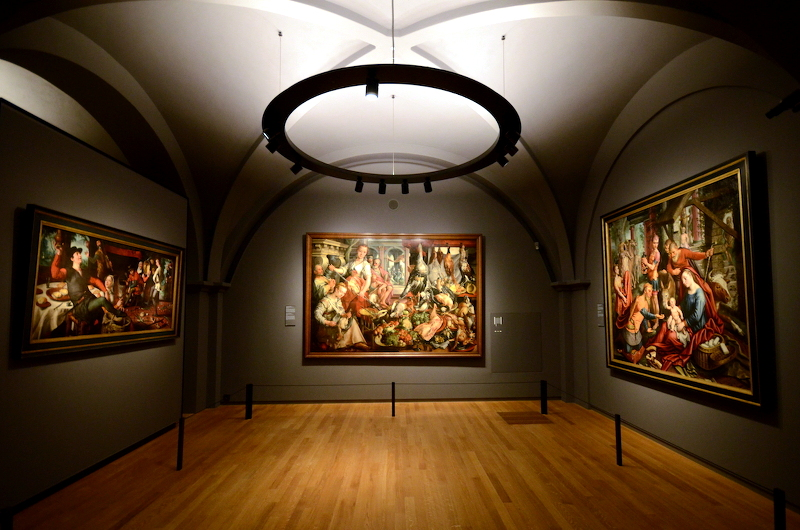 salle rijksmuseum