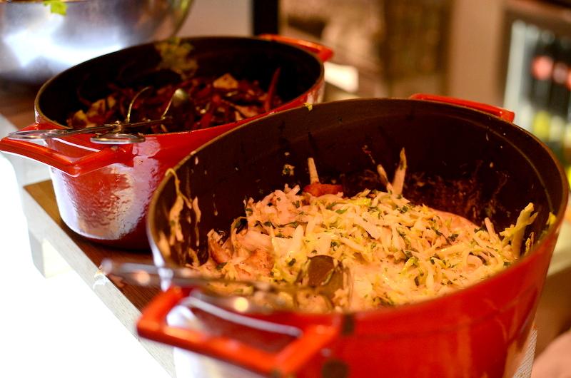 Mama Shelter Marseille Brunch salade