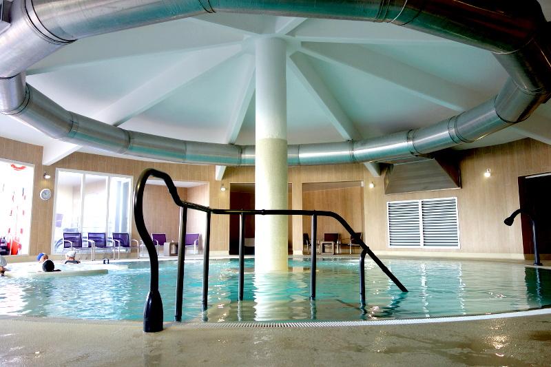 piscine interieure thalazur antibes