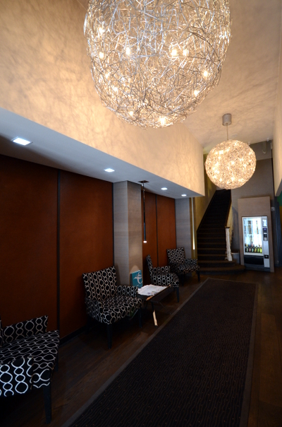 Entree oceania hotel marseille